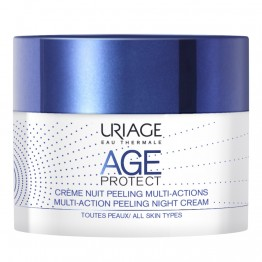 Age Protect Multi Action Peeling Night Cream 50ml Αντιγηρανση