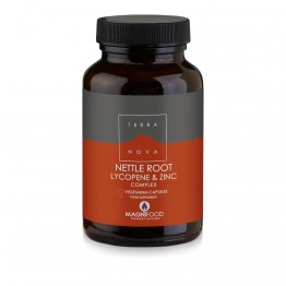 Nettle Root, Lycopene & Zinc (Prostate Support) Complex 100 capsules Σεξουαλικη Yγεια-Τονωση
