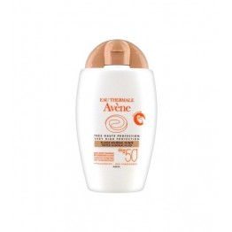 SUN CARE MINERAL TINTED FLUID SPF50+ 50ml Ατοπικό Δέρμα