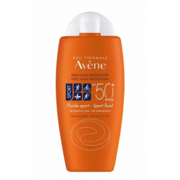 SUN CARE SPORT FLUID SPF50+ 100ml Πρόσωπο