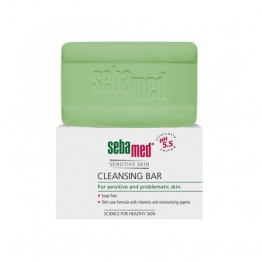 Cleansing Bar for Sensitive/Normal Skin 150gr Αφρόλουτρα - Σαπούνια