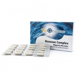 Mannose Complex 500mg 60tabs Προστατης