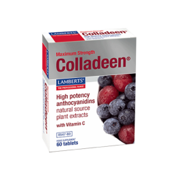 COLLADEEN DOUBLE STRENGTH 160mg 60TABS Ομορφια