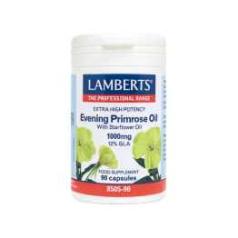 EVENING PRIMROSE OIL & STARFLOWER OIL 1000mg 90CAPS Λιπαρά οξέα