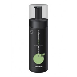 AcNorm Active Foam Plus 150ml Λιπαρο Ακνεϊκο Δερμα