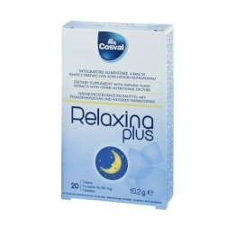RELAXINA PLUS 20ch.tabs Φυτοθεραπεια