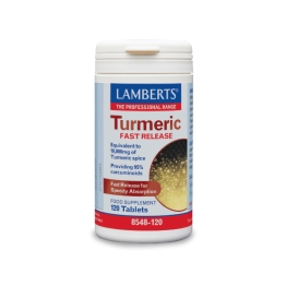 TURMERIC FAST RELEASE 120TABS Φυτοθεραπεια