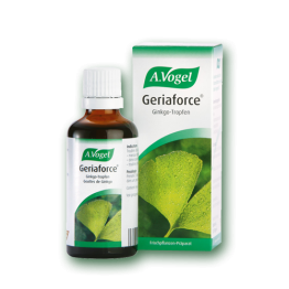 Ginkgoforce (Geriaforce) 50ml Φυτοθεραπεια
