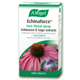 Echinaforce Throat Spray 30ml Φυτοθεραπεια
