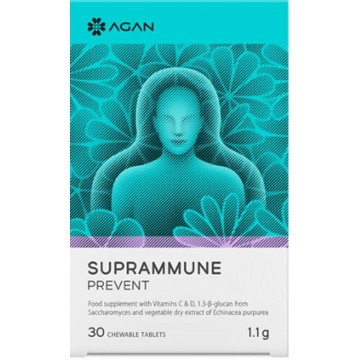 Suprammune Prevent 30 chewable tabs
