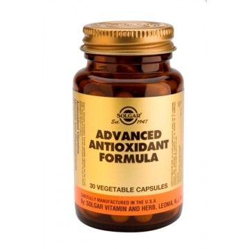 Advanced Antioxidant Formula veg.caps 30s