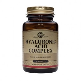 Hyaluronic Acid Complex tabs 30s Συμπληρώματα Διατρ.