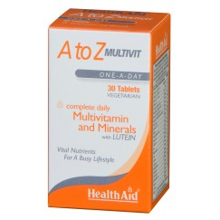 A to Z Multivit 30 tabs