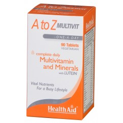 A to Z Multivit 90 tabs