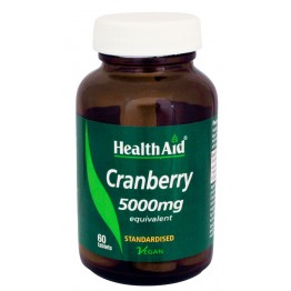 Cranberry 5000mg 60 tabs Συμπληρώματα Διατρ.