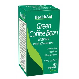 Green Coffee Bean Extract  60caps Συμπληρώματα Διατρ.