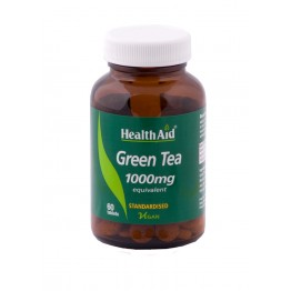 Green Tea Extract 100mg tablets 60's Συμπληρώματα Διατρ.