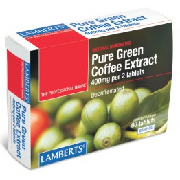 PURE GREEN COFFEE EXTRACT 60 tabs Συμπληρώματα Διατρ.