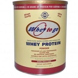 Whey to go protein chocolate vanilla 907gr Συμπληρώματα Διατρ.