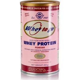 Whey to go protein strawberry powder 454gr Συμπληρώματα Διατρ.