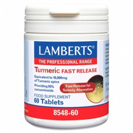 TURMERIC FAST RELEASE 60TABS Φυτοθεραπεια